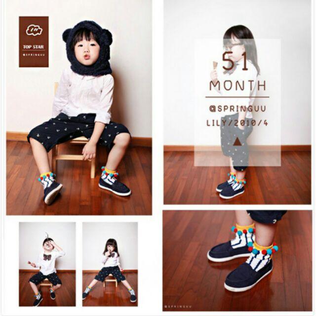 TS 正品 款❤韓國兒童便鞋寶寶布鞋小童鞋