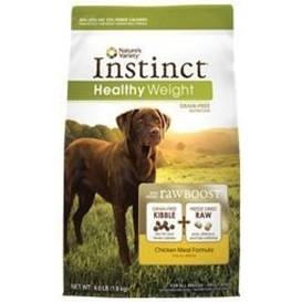 Instinct 本能原點健康減重低脂雞肉凍乾全犬配方
