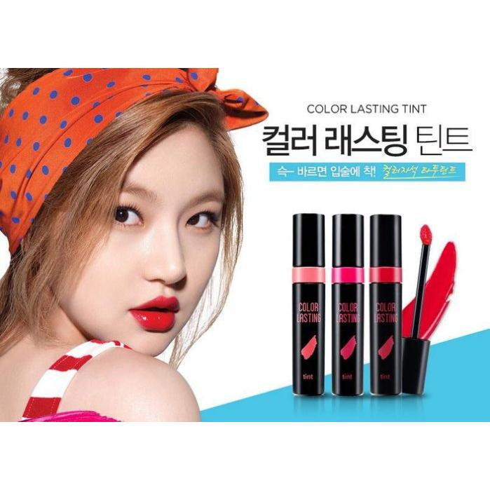 LT017 韓國正品Aritaum 不掉色持久唇釉多色持色唇蜜色澤持久唇蜜多色