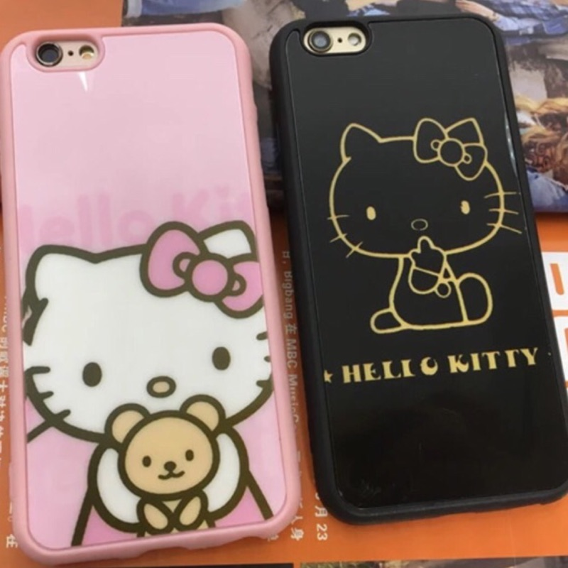 kitty 系列iphone5 iphone6 iphone6plus 手機保護套手機殼