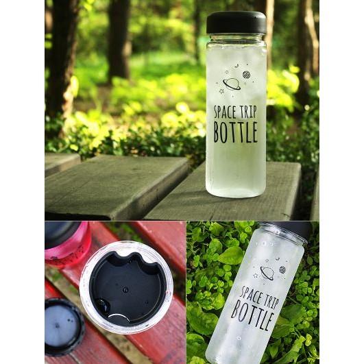 韓國圖案水瓶水瓶檸檬杯檸檬水杯冷水壺冷水杯冰水瓶mybottle 冷水瓶水壺水杯城市系列動