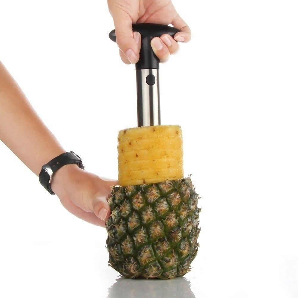 菠蘿簡易工具塑料不銹鋼切片機