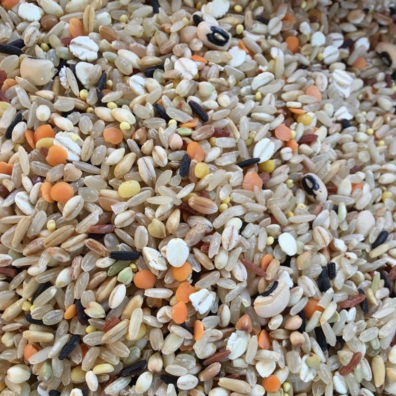 黃金比例十三珍穀米