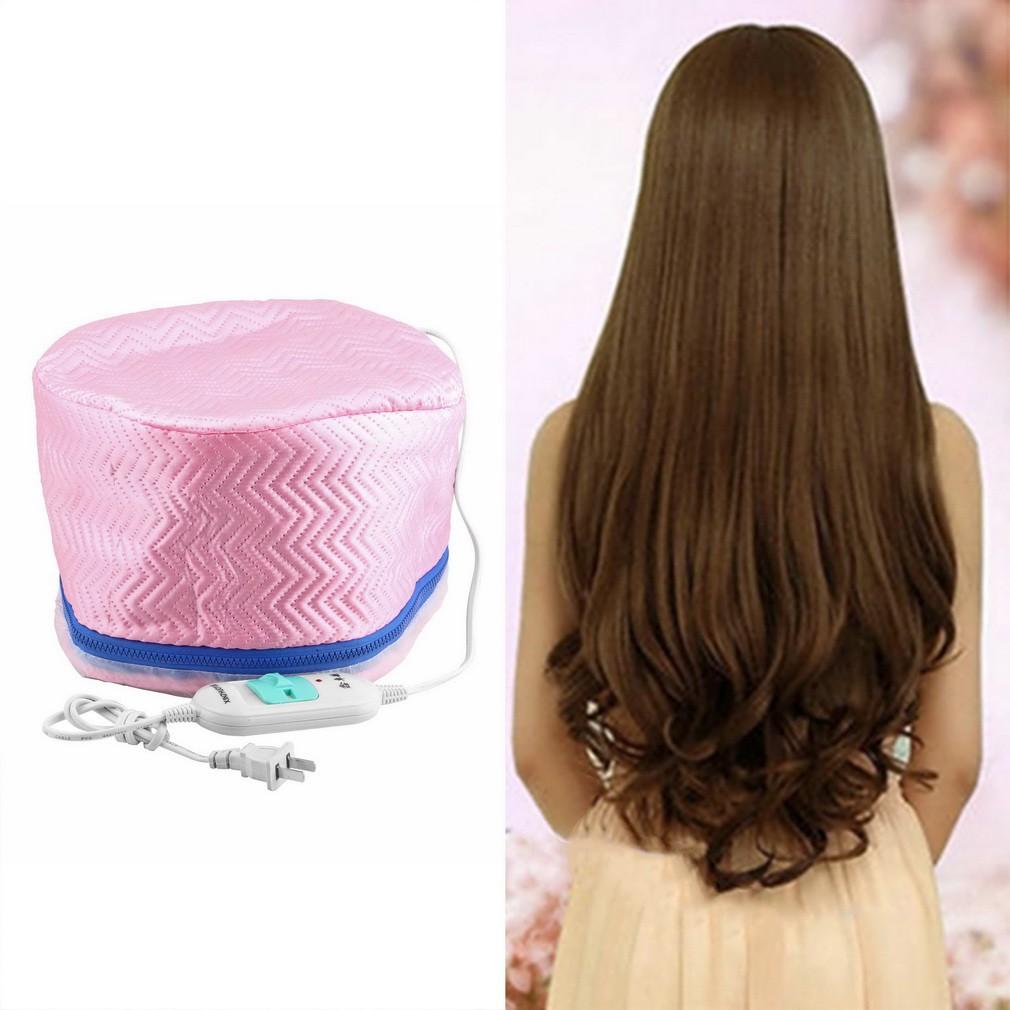 電吹風美容蒸汽SPA 滋養護髮帽