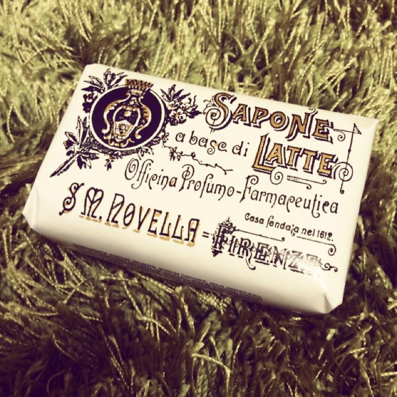 SMN 茉莉花牛奶皂紫羅蘭玫瑰皂Santa Maria novella 聖塔瑪莉亞諾維拉