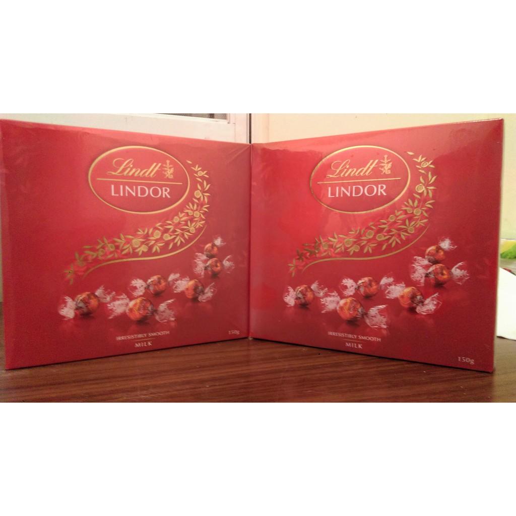 即期品~點心點心 小舖~Lindt Lindor 瑞士蓮巧克力內有三種口味