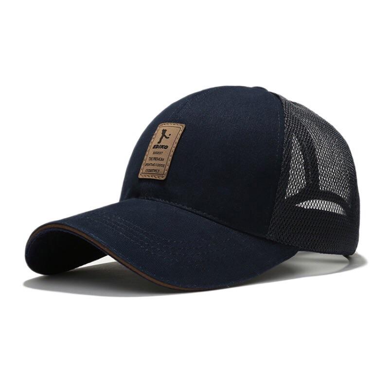 防曬透氣棒球帽潮帽高爾夫球帽