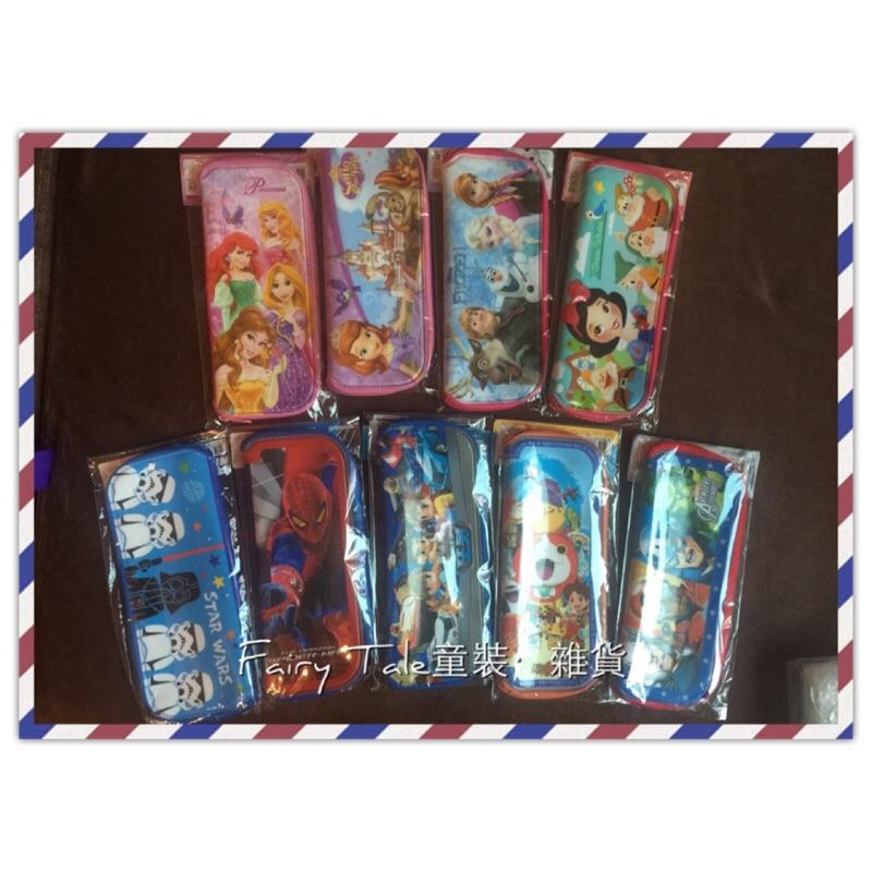 聖誕特惠~12 25 !韓國餐具袋冰雪奇緣公主系列妖怪手錶蜘蛛人復仇者聯盟蘇菲亞