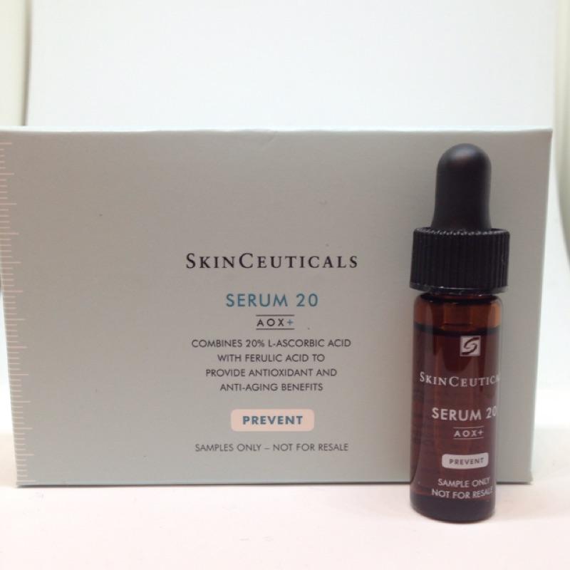 Skin Ceuticals 修麗可(原杜克)SERUM 20 AOX 20 左旋C AO