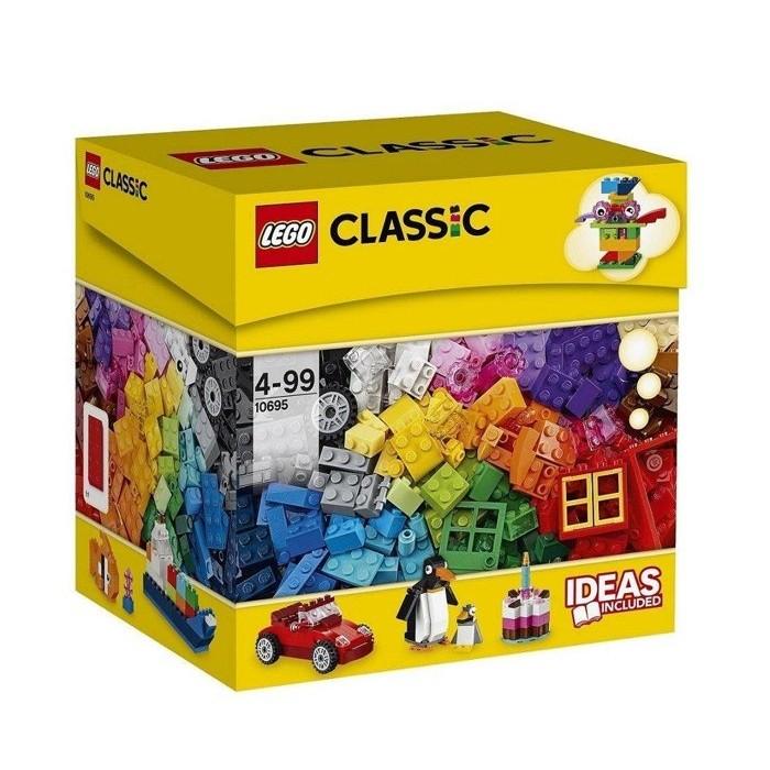 周周GO 樂高LEGO 10695 CLASSIC 系列樂高R 拼砌盒