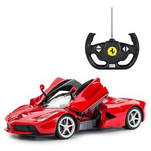 星輝rastar 車模14 1 法拉利恩佐充電遙控汽車兒童玩具漂移賽車跑車