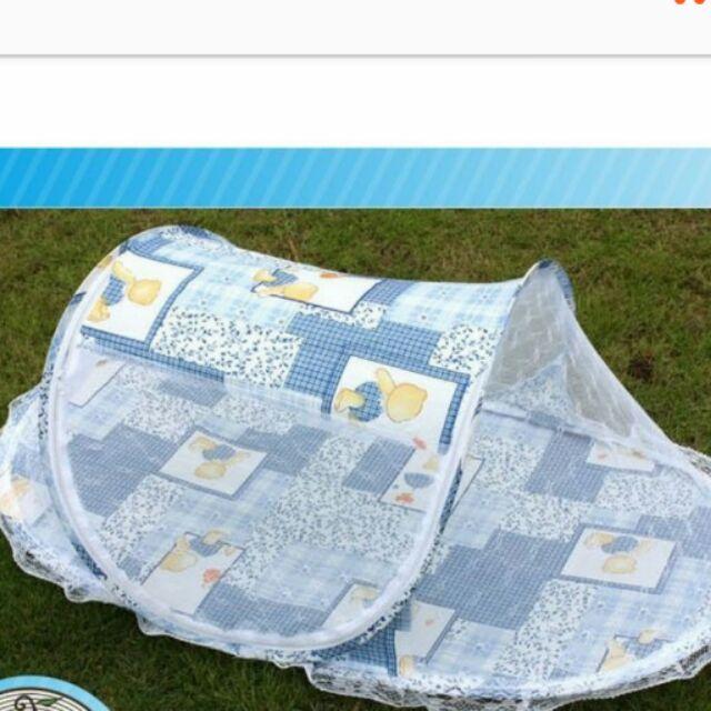 嬰兒蚊帳蚊蟲嬰兒床網幼兒蚊帳寶貝睡簾寵物防蚊子叮咬帳篷防蚊蟲叮咬便攜式