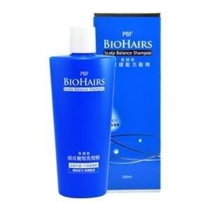 寶齡髮細胞BiohairS 頭皮健髮洗髮精250ml