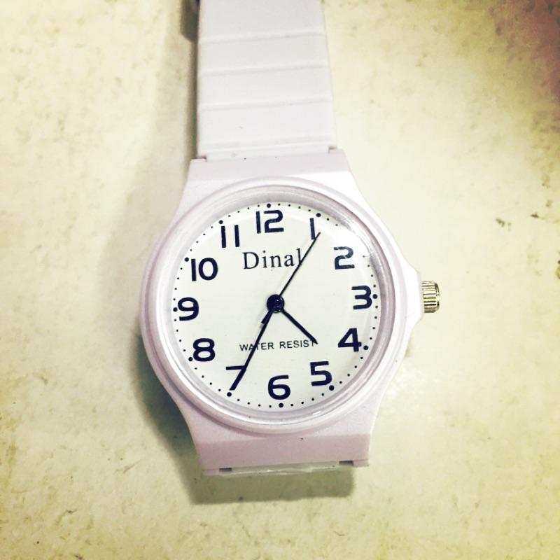 LOTUS 防水雙顯示電子錶男錶 錶似G shock 風格