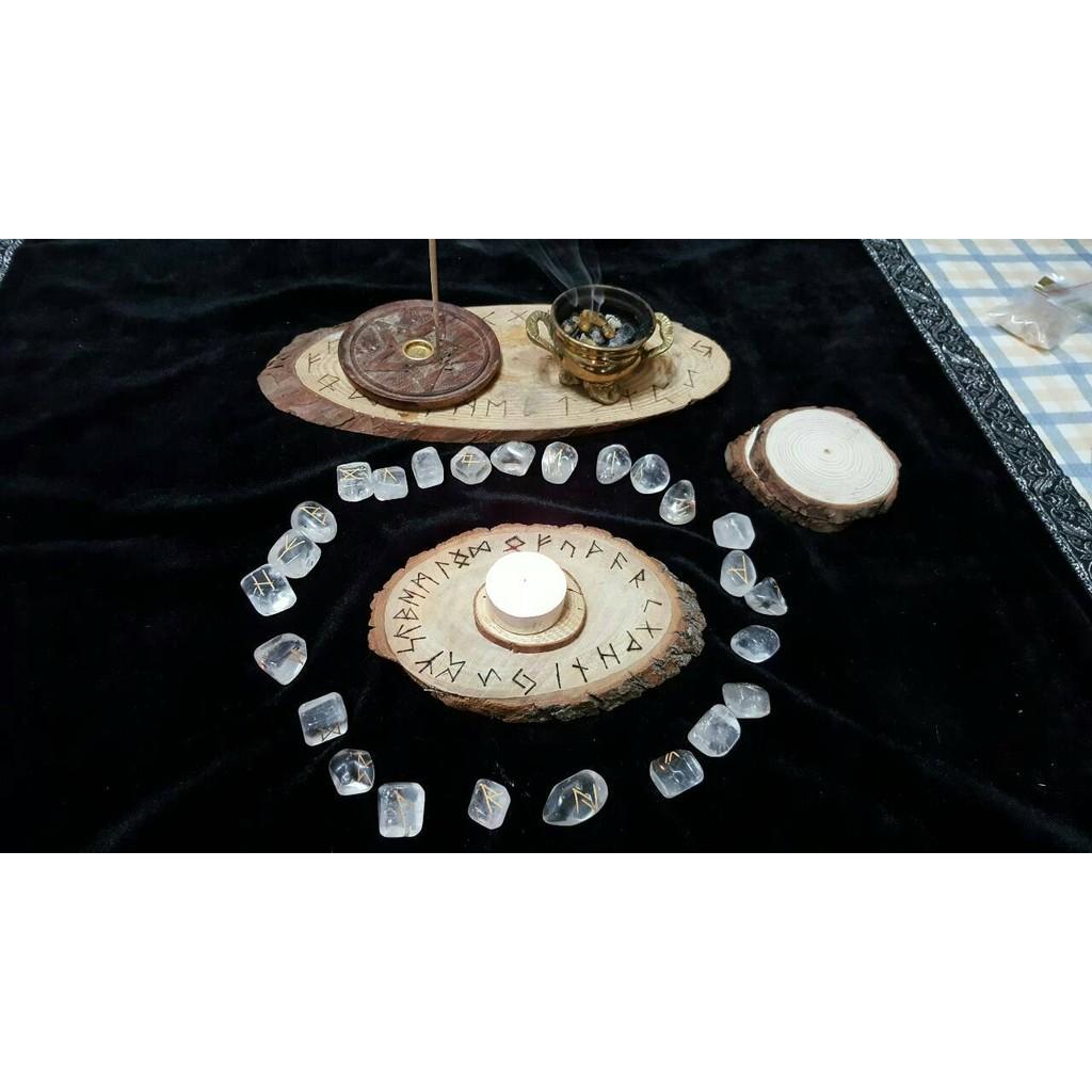 高雄、台北班_北歐盧恩符文占卜魔法儀式工作坊教學課程團體班