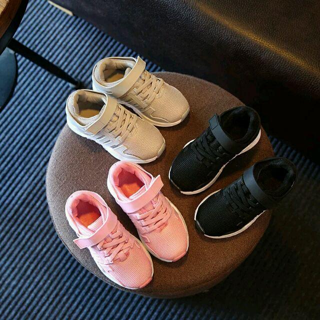 ~童鞋鞋子春秋潮鞋 兒童 鞋女童休閒鞋透氣跑步鞋 寶寶鞋
