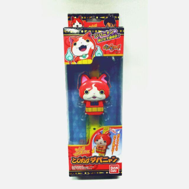 妖怪角色玩具手錶吉胖喵麗嬰國際代理版