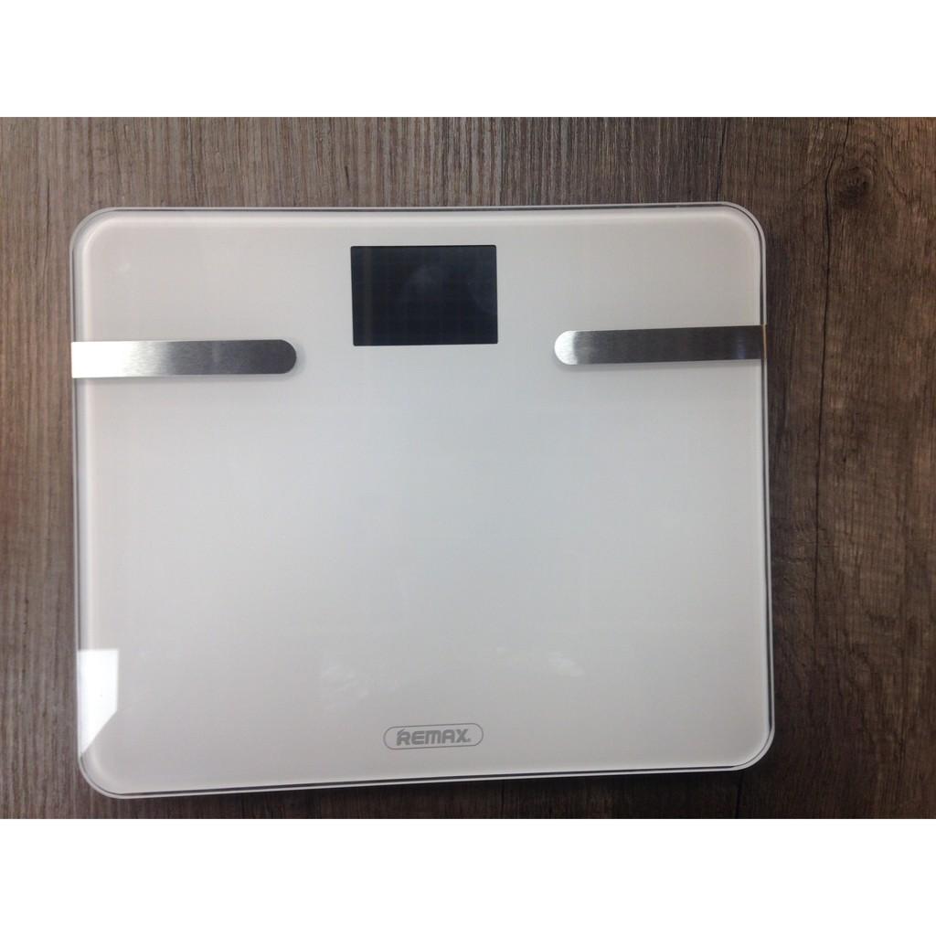 ㊣潮玩殿堂㊣REMAX RT S1 智能健康秤體重機體脂脂肪水份飢肉骨骼新陳代謝app 管