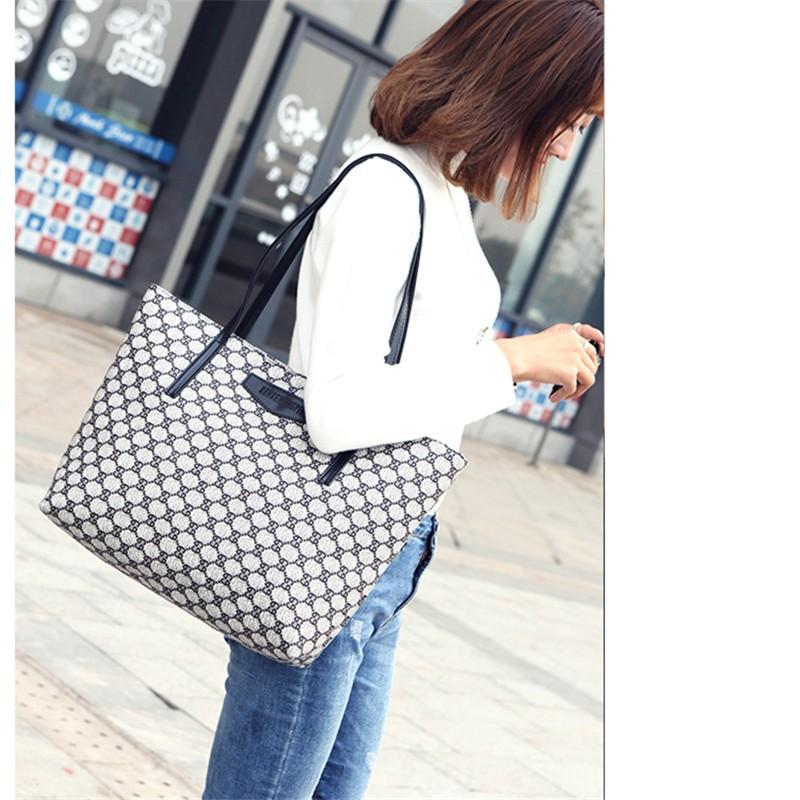 正韓女士皮質水洗包手提包單肩包雙肩背包水餃包後背包女生包包防水大容量旅行包