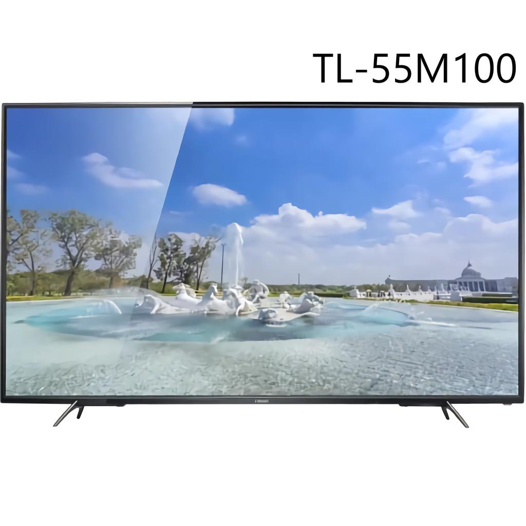 奇美 55吋 4K電視(M100系列-TL-55M100)