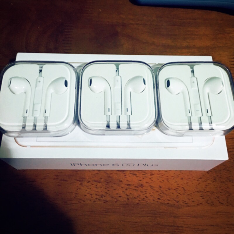 Apple EarPods iPhone 耳機6 6 6s 6s 4 7 5 5 plus