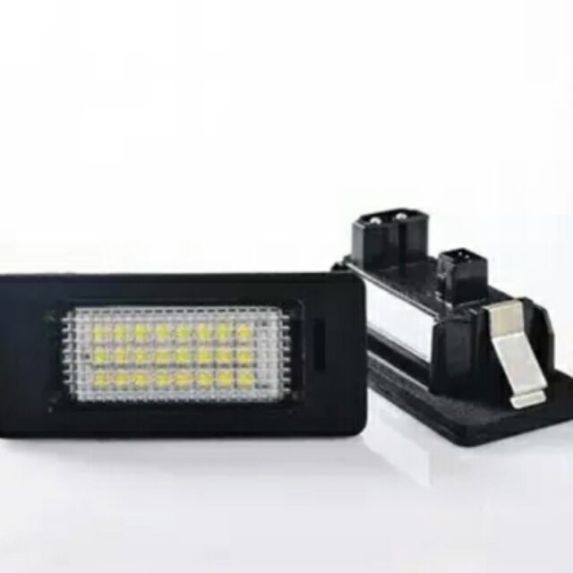 BMW 白光LED 牌照燈E81 E82 E90 E91 E92 E93 E46 E39