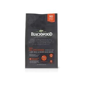 BLACKWOOD 柏萊富全齡犬羊肉糙米雞肉5LB 5 磅2 2KG