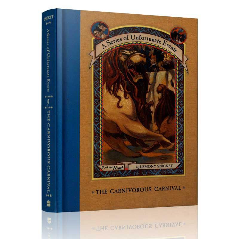 限時折扣A Series of Unfortunate Events #9: The Carnivorous Carni