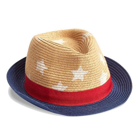 春夏帥氣星星兒童草帽禮帽遮陽帽爵士帽