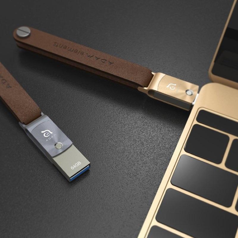 ROMA USB Type C 雙用隨身碟64GB 金降價