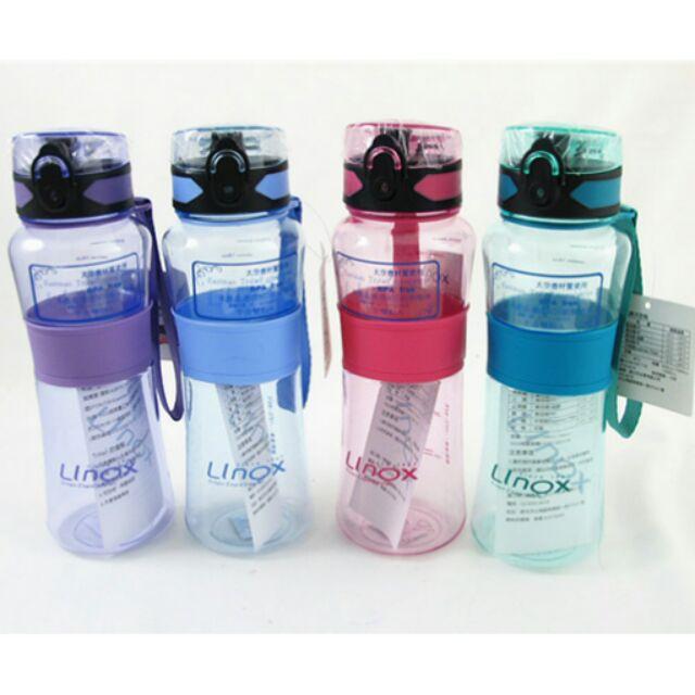 價LINOX 強力彈蓋太空瓶650cc LINOX 太空瓶650ml 單車壺兒童水壺非太和