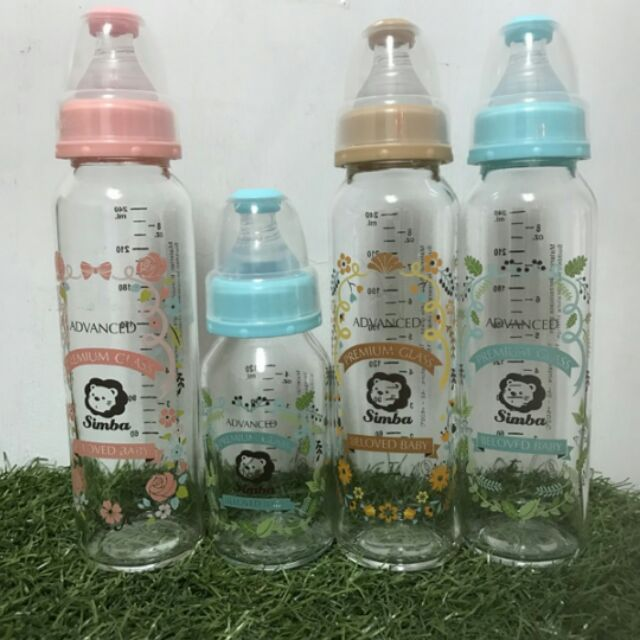 ❤發燒新品❤️小獅王蘿蔓晶鑽( )玻璃奶瓶120 240cc