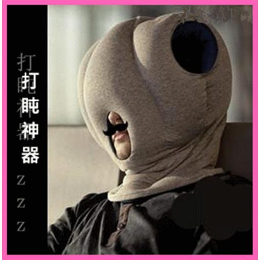 ~ ~神奇鴕鳥枕聖誕節 護頸枕辦公室午睡枕旅行枕車枕頭枕靠枕午休枕 枕