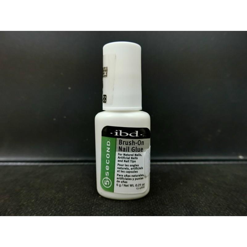 Ibd 美國原瓶 指甲 膠6g 甲片膠Nail Glue
