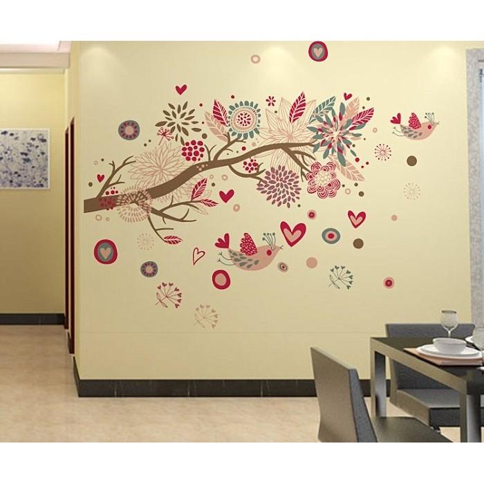 ~心築壁貼~~AY909 波西米亞~110 75cm 第 不傷牆面可重複撕貼壁貼