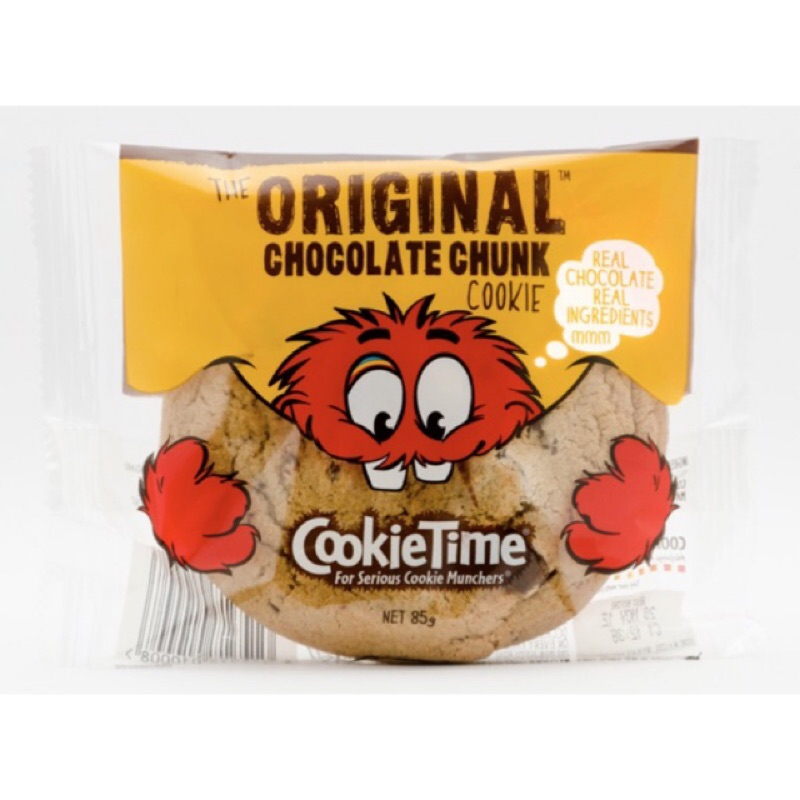 ~紐西蘭 ~Cookie Time Cookies Chocolate Chip 巧克力餅