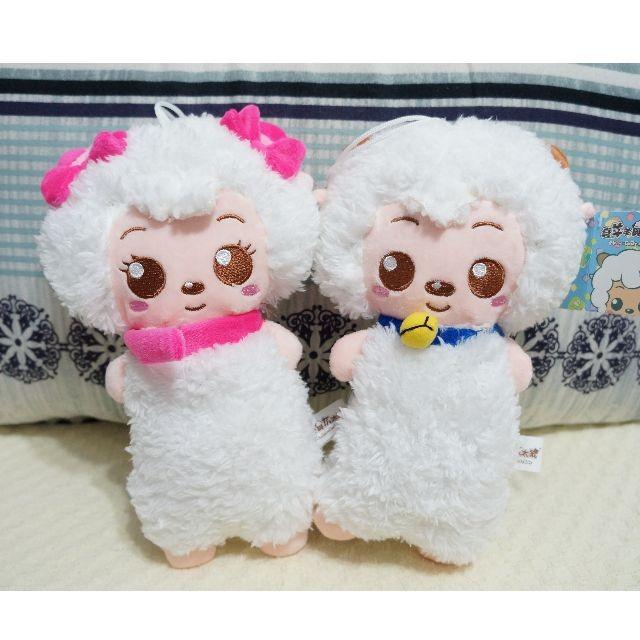 ~娃娃世界~喜羊羊娃娃美羊羊娃娃懶羊羊娃娃 絨毛娃娃喜羊羊與灰太狼