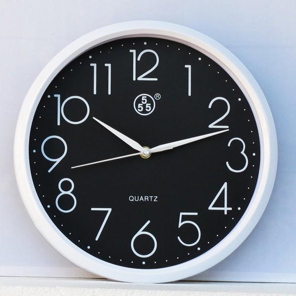 客廳 時鐘靜音掛鐘卡通時鐘
