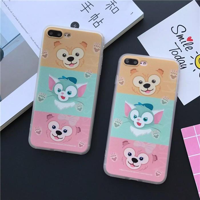 Iphone6 iphone6s iphone7 手機殼❤️迪士尼DUFFY 達菲熊、雪莉