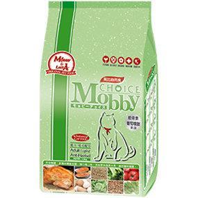 莫比雞肉米低卡貓化毛3kg mobby 低卡化毛貓低卡貓減肥貓