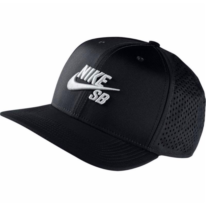 ~只要350 ~NIKE SB 黑白棒球帽629243 010