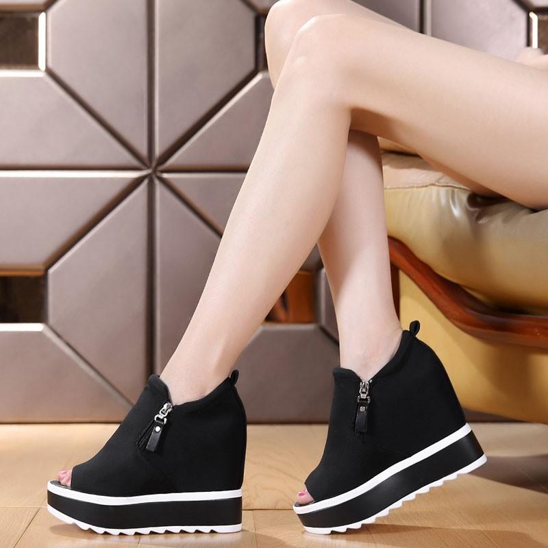 早 女鞋 女短靴厚底松糕底內增高短筒拉鏈魚嘴馬丁靴厚底涼鞋拖鞋涼鞋羅馬涼鞋尖頭涼鞋高跟鞋高