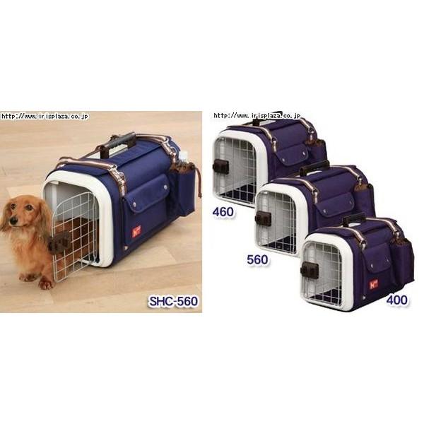IRIS 犬貓狗側揹籠斜背籠外出提籠硬頂航空運輸籠狗籠貓籠SHC 560 (SHC560
