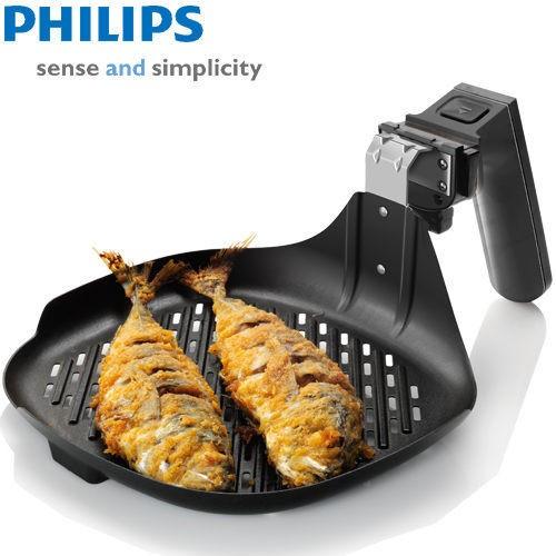 PHILIPS 飛利浦健康氣炸鍋 煎烤盤HD9910 於HD9220 HD9230