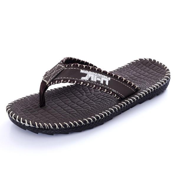 男士人字拖 涼拖鞋耐磨男鞋防滑夾腳涼鞋透氣沙灘鞋學生拖鞋潮