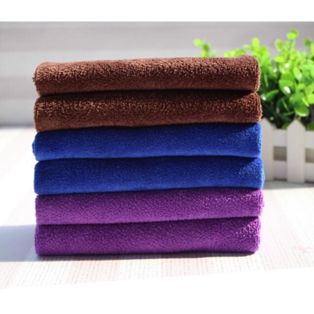超細纖維方巾30 30 毛巾35 75 浴巾70 140 磨絨超柔乾髮巾400 克㎡最厚的