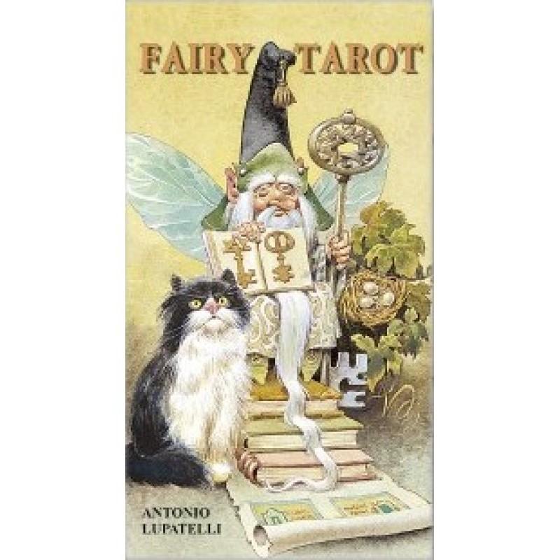 Reee King Tarot 小精靈Fairy Tarot