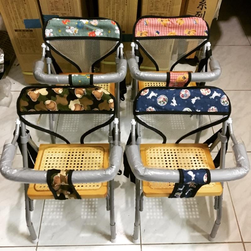 寶寶天地 MIT 機車椅幼兒折合椅