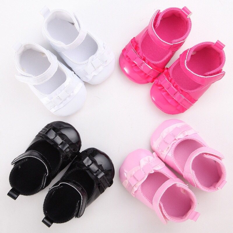 曈曈Baby 0 1 歲babyshoes 外貿鞋嬰兒鞋寶寶鞋公主風洋裝 寶寶鞋