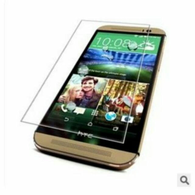 HTC M8 手機鋼化玻璃膜M8 保護膜超強防爆手機貼膜M8 鋼化膜0 26mm 弧邊保護